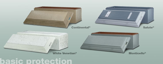 Burial Vaults-Basic Protection