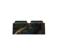 Cultured Marble Camouflage Companion Urn