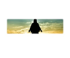 Jesus at Dawn-Wilbert Legacy Two Print