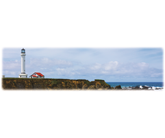 Lighthouse-Wilbert Legacy II Print