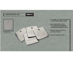 Identification Discs