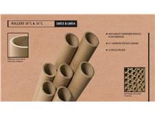 Cardboard Rollers