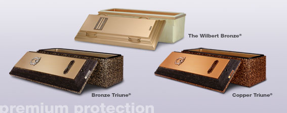 Burial Vaults-Premium Protection