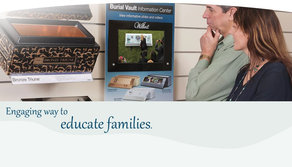 Engaging way to educate families