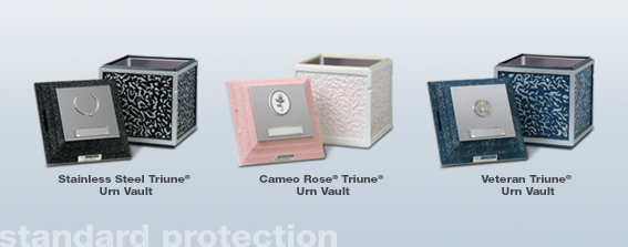 Crematin Urn Vaults-Standard Protection