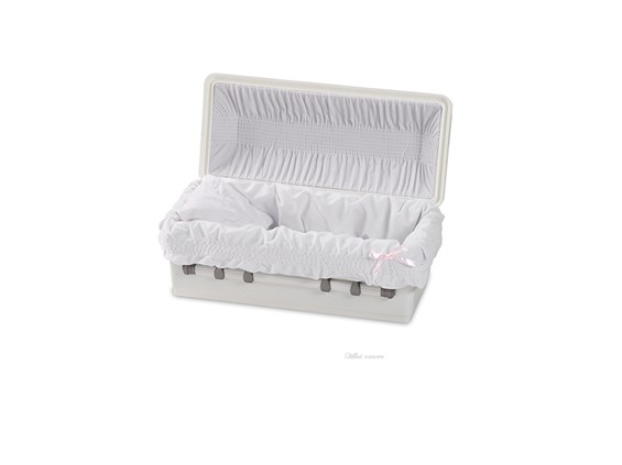 Loved and Cherished Infant Casket/Vault 24 inch