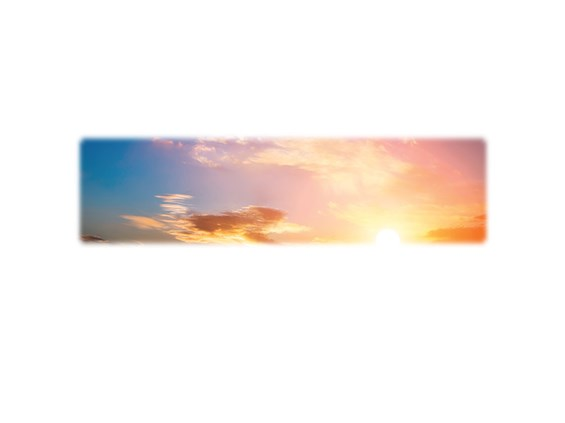 Sunrise/Sunset 2-Wilbert Legacy Two Print