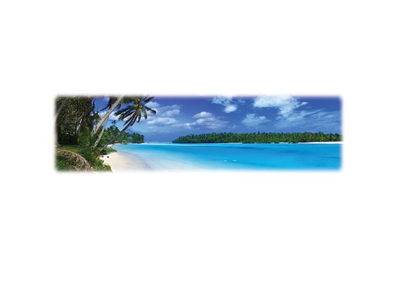 Tropical Island-Wilbert Legacy Two Print