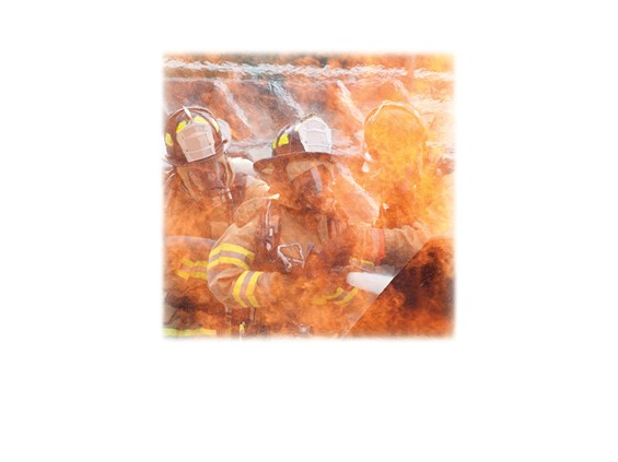 Firefighter-Legacy Two Urn Vault Print