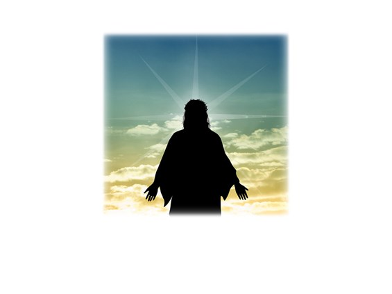 Jesus at Dawn-Legacy Two Urn Vault Print