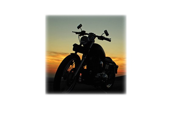 Motorcycle-Legacy Two Urn Vault Print