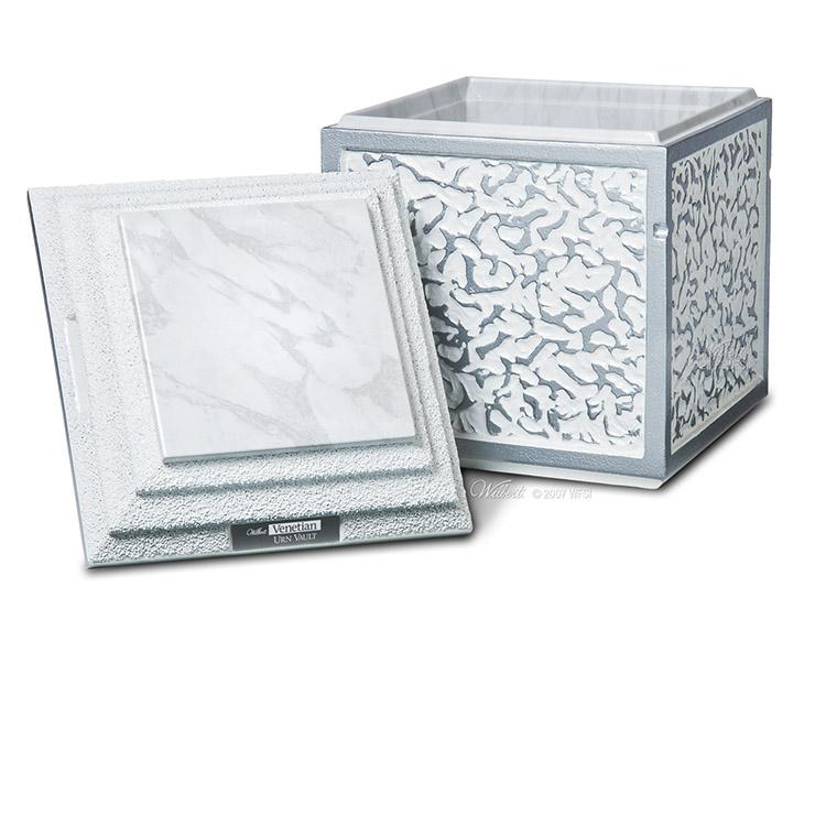 White Venetian® Urn Vault | Wilbert Funeral Services