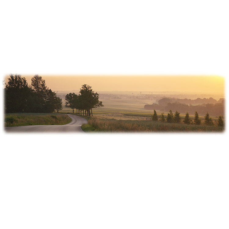 Country Road-Wilbert Legacy Two Print