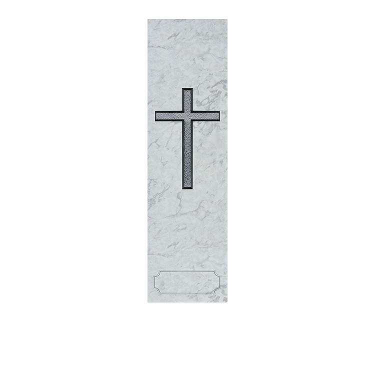 Cross White-Legacy Two Print