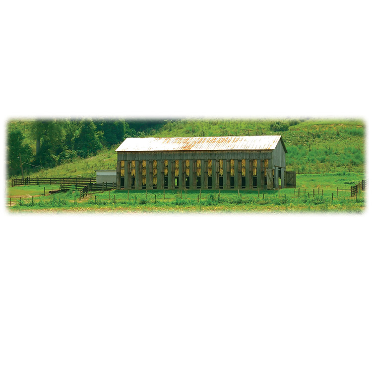 Tobacco Barn-Wilbert Legacy Two Print