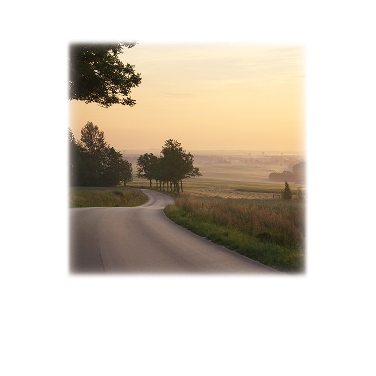 Country Road-Legacy Two Urn Vault Print