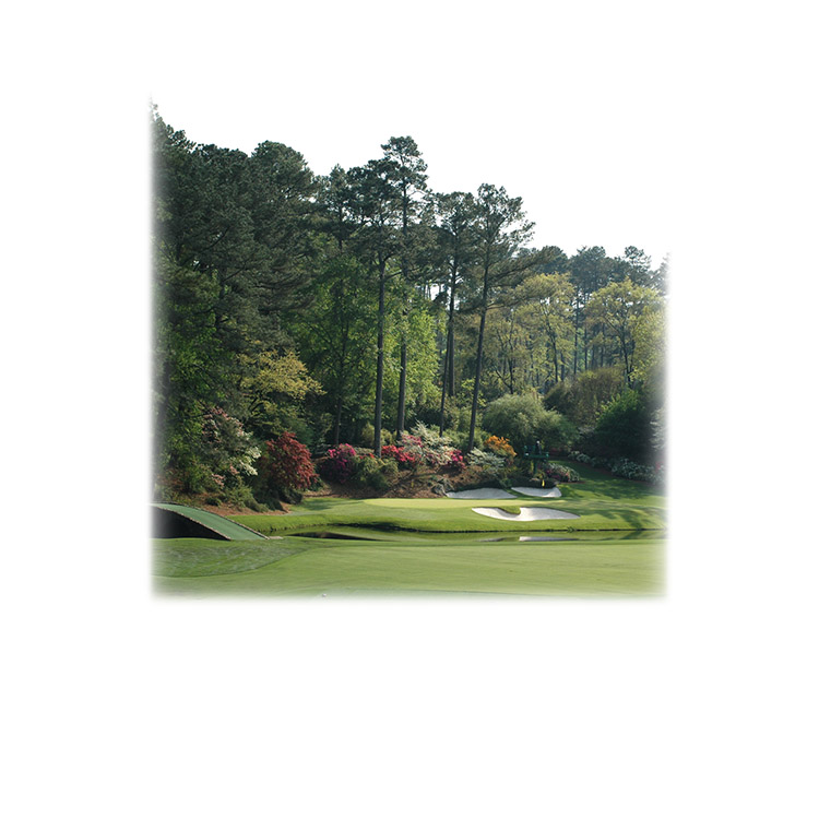 Golf Course-Legacy Two Urn Vault Print