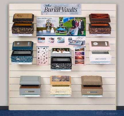 Displays - Displays - Photo Galleries | Wilbert Funeral Services