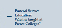 Funeral Service Education