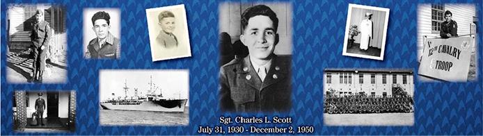 Sgt. Charles L. Scott