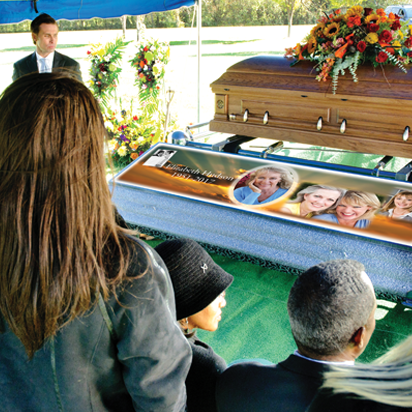 Concrete Burial Vaults, Cremation Urns, Jewelry and Related